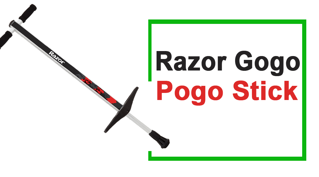 Razor Gogo Pogo Stick, Black, cheap pogo sticks
