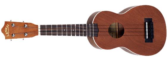 Lanikai LU-21 soprano ukulele
