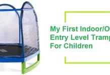 beginner trampoline