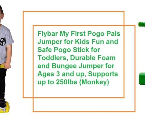 Safe Pogo Stick for Toddlers