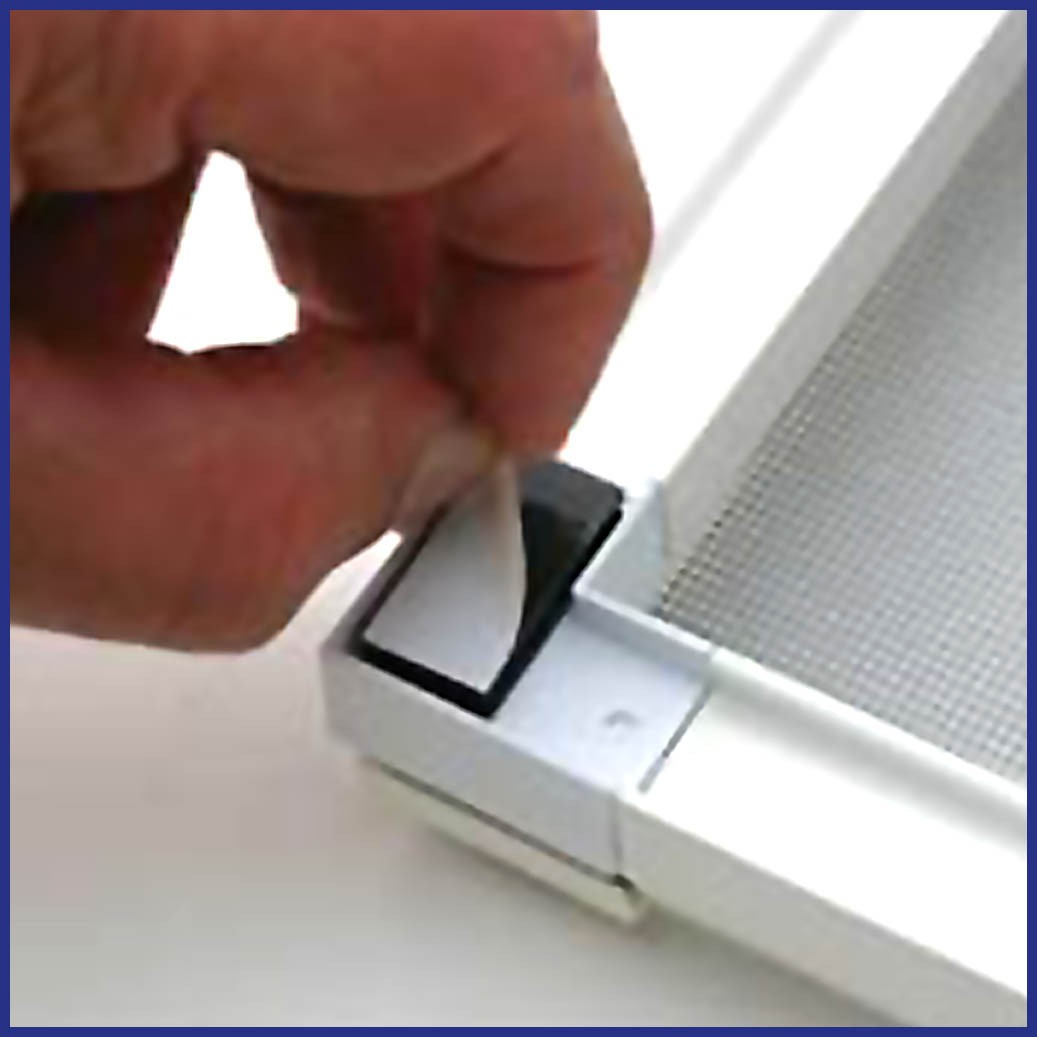 Magnetic Fly Screen For Windows Made To Measure