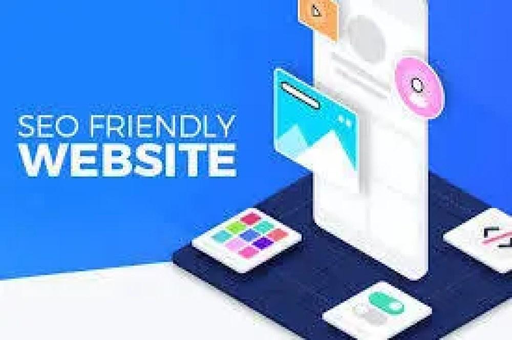 website for SEO