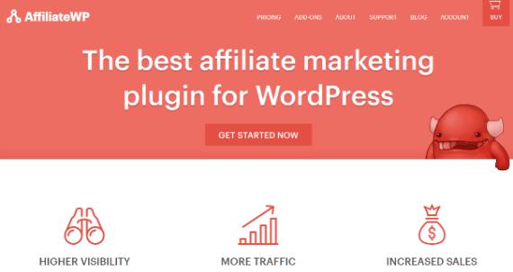AffiliateWP WordPress Plugin Review