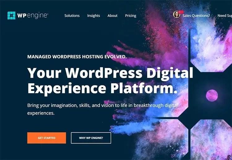 Top WordPress hosts