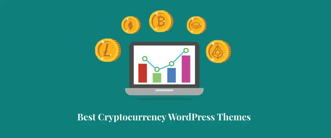 Here is the top-notch collCryptocurrency WordPress Themes