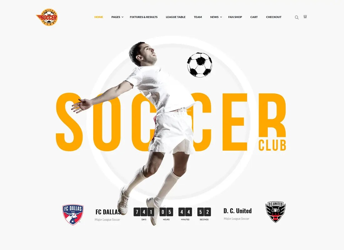soccer-club-wordpess-theme