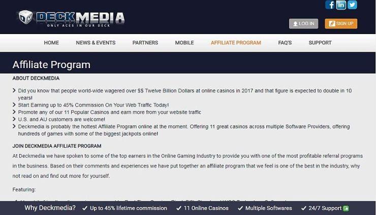 deckmedia affiliates