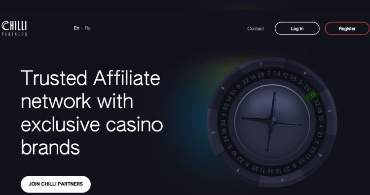 Chilli-Partners - mobile casino affiliate programs