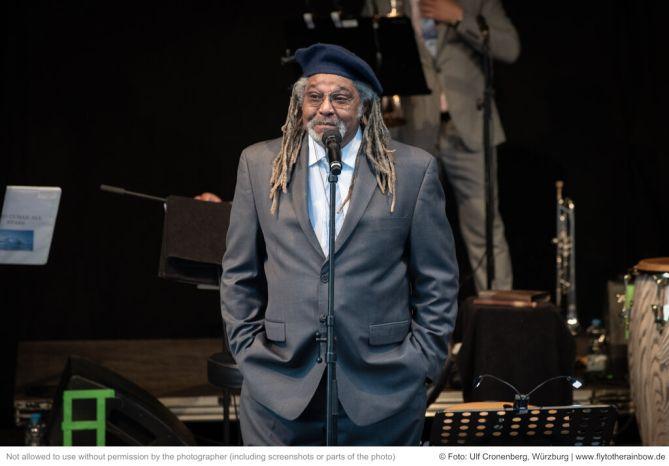 Juan de Marcos' Afro-Cuban All Stars– Hafensommer Würzburg, 20.07.2019| © Foto: Ulf Cronenberg, Würzburg