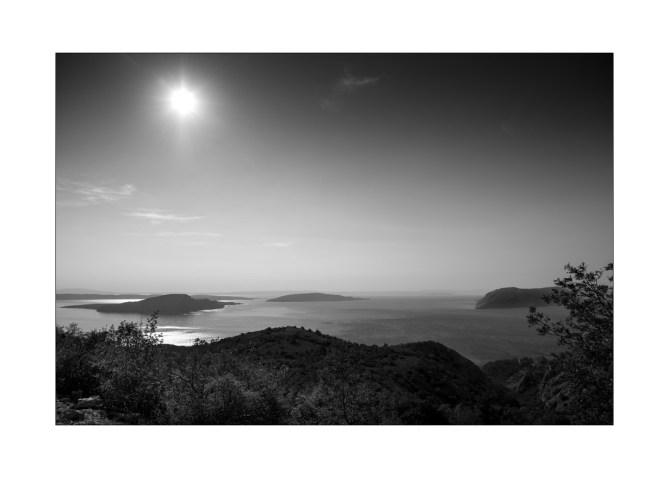 Küste in Kroatien || Foto: © Ulf Cronenberg, Würzburg
