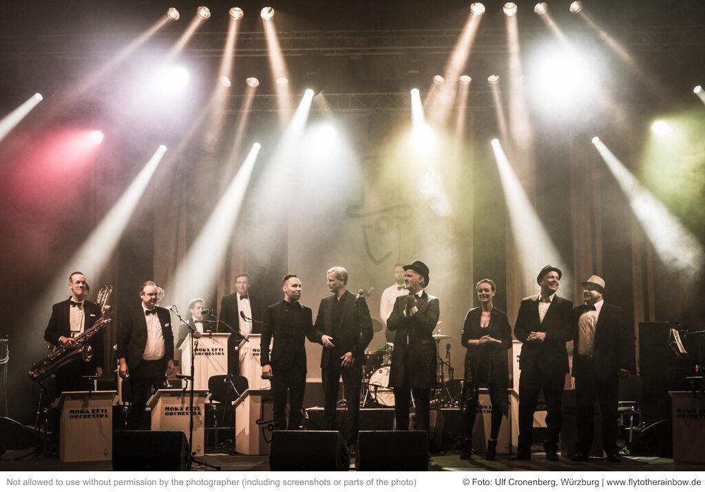 Moka Efti Orchestra – Hafensommer Würzburg, 31.07.2019| © Foto: Ulf Cronenberg, Würzburg
