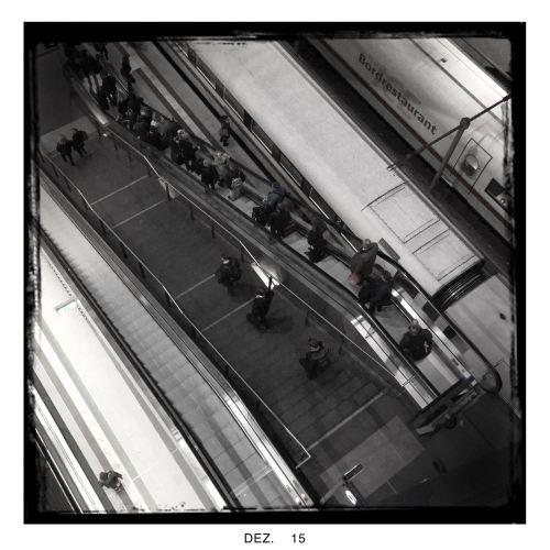 Blick von oben auf den Tiefbahnhof || © Ulf Cronenberg, Würzburg