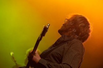 Gitarrist Uwe Jahnke || Foto: © Ulf Cronenberg, Würzburg
