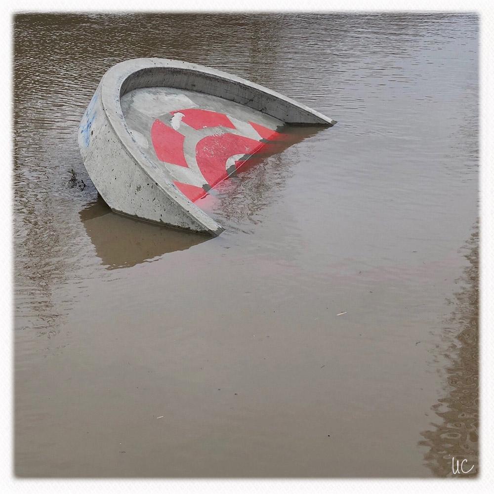 Hochwasser am Main– No. 9