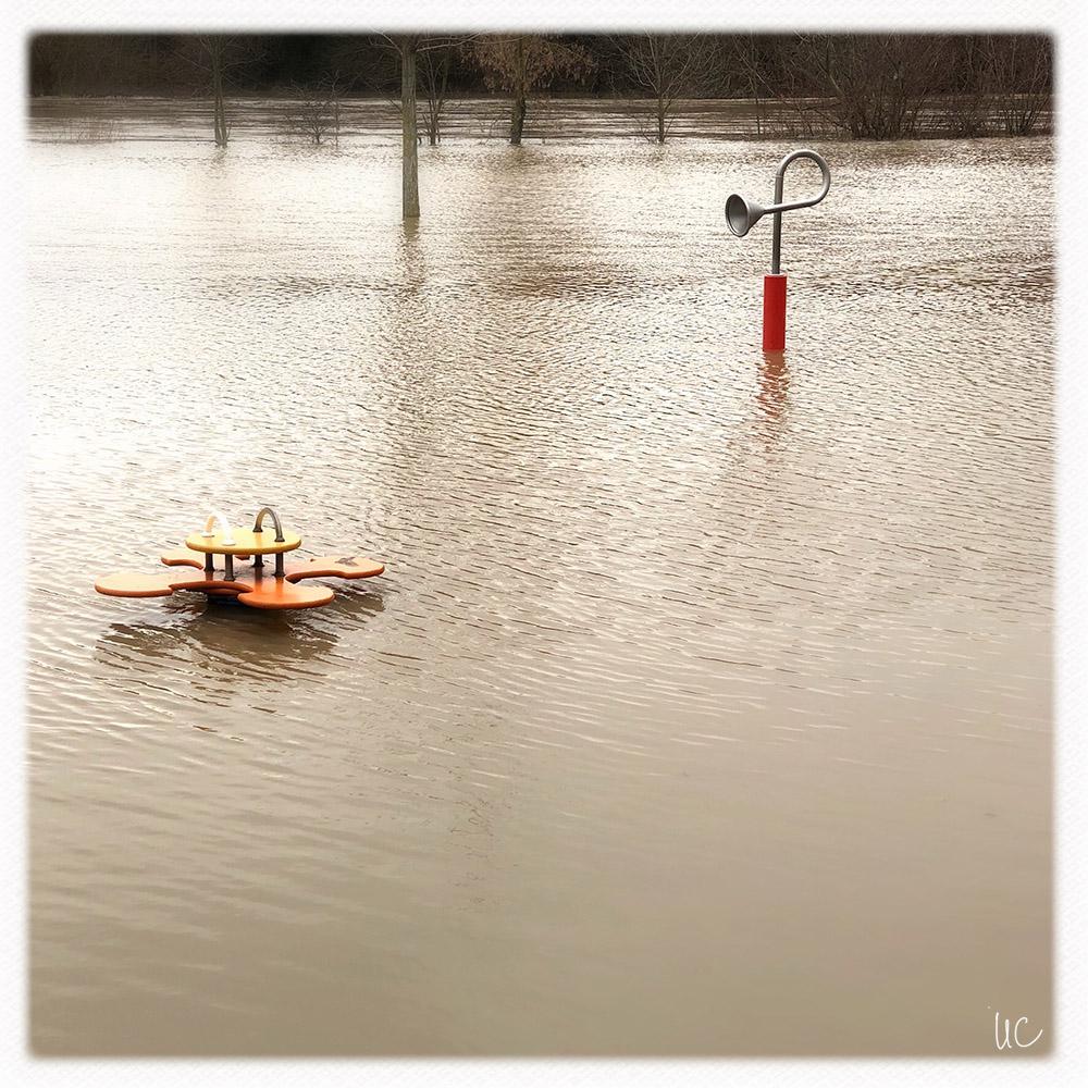 Hochwasser am Main– No. 07