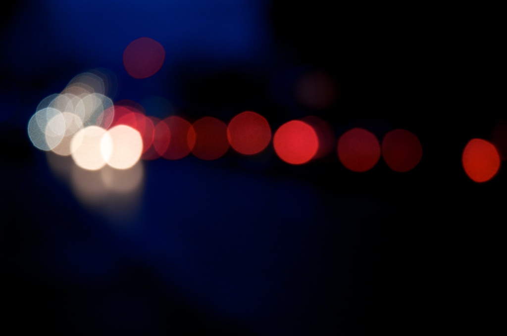 Lichtspiele nachts No. 6   Foto: Ulf Cronenberg, Würzburg