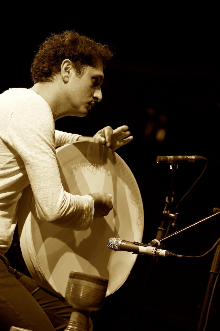 Mohammad Reza Mortazavi– Konzertfotos Würzburger Hafensommer 2012