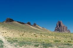Shiprock, USA, New Mexico || Foto: © Ulf Cronenberg, Würzburg