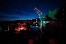 Das traumhafte Ambiente des Hafensommers|| Foto: © Ulf Cronenberg, Würzburg