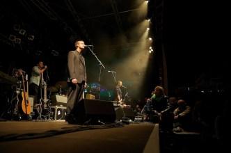 Die Zugabe, bei der das Publikum auf den Steg durfte ... // Für alle vorherigen Fotos: © Ulf Cronenberg, Würzburg