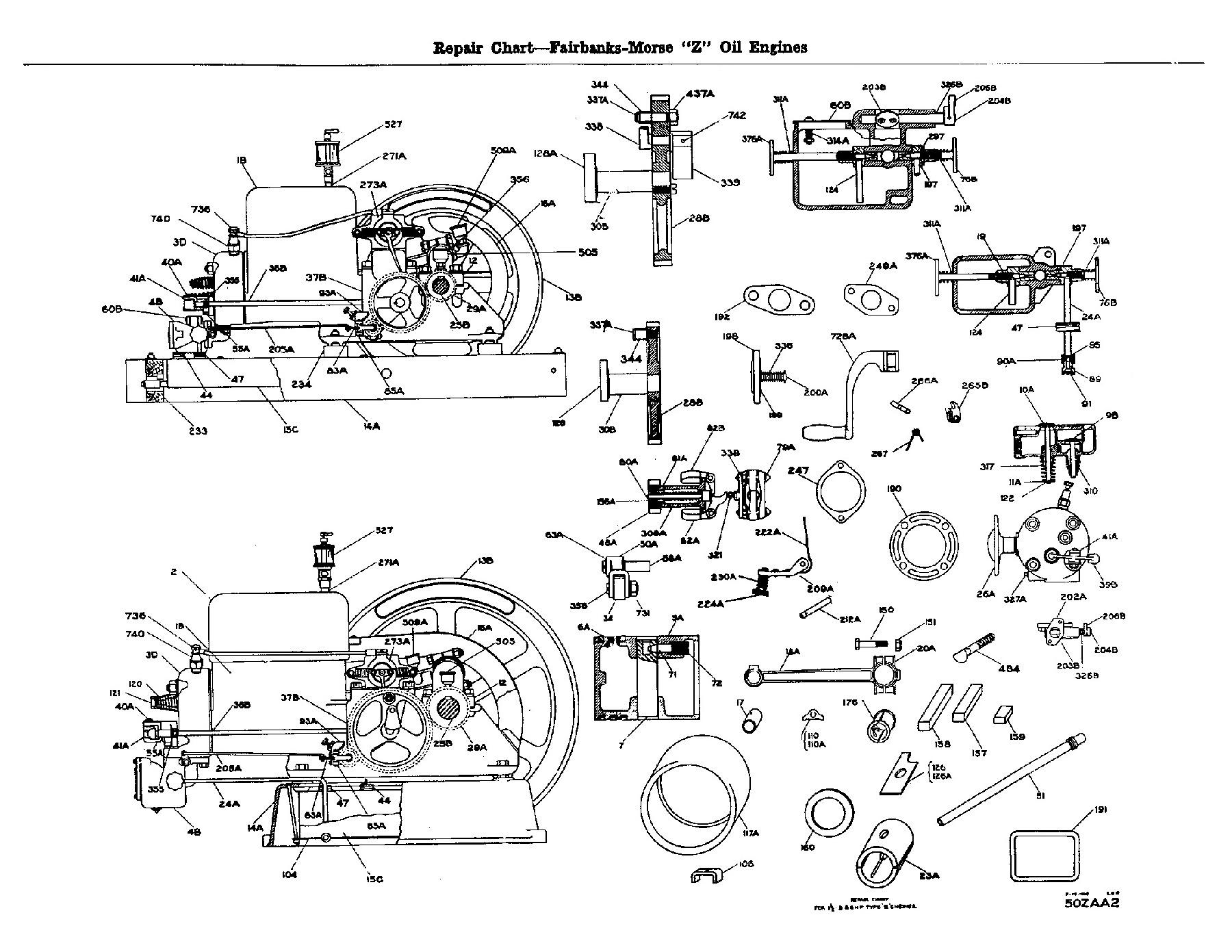 Fm Z Parts Diagram 4 All