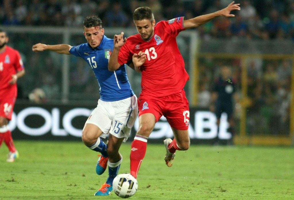 Partita Italia - Azerbaijan