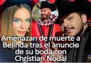 Amenazan de muerte a Belinda tras anunciarse su boda con Nodal… involucran a Lupillo Rivera