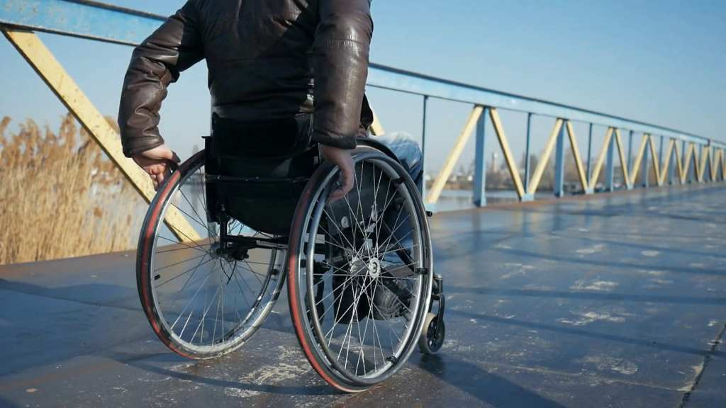 Grados de invalidez tras accidente de tráfico