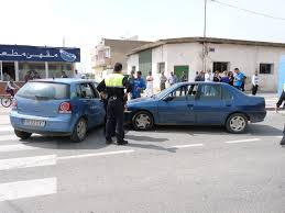 culpa compartida en accidente de tráfico en tenerife