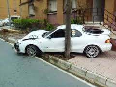 la culpa de la víctima en un accidente de tráfico en Tenerife