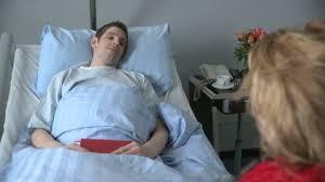 visita del seguro en el hospital por accidente en tenerife
