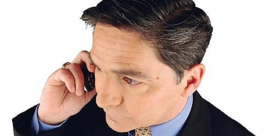oferta motivada por teléfono en accidente de tráfico
