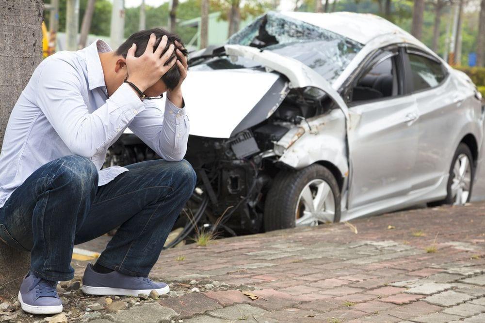 soy culpable de un accidente de tráfico en tenerife