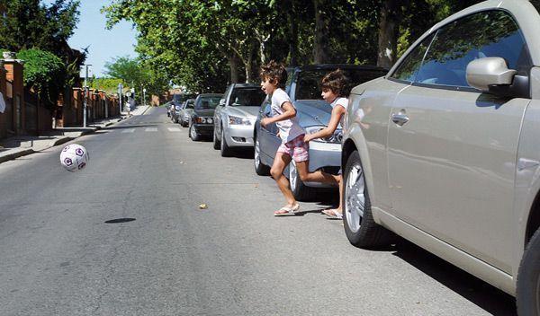 Accidente de tráfico de menor de edad