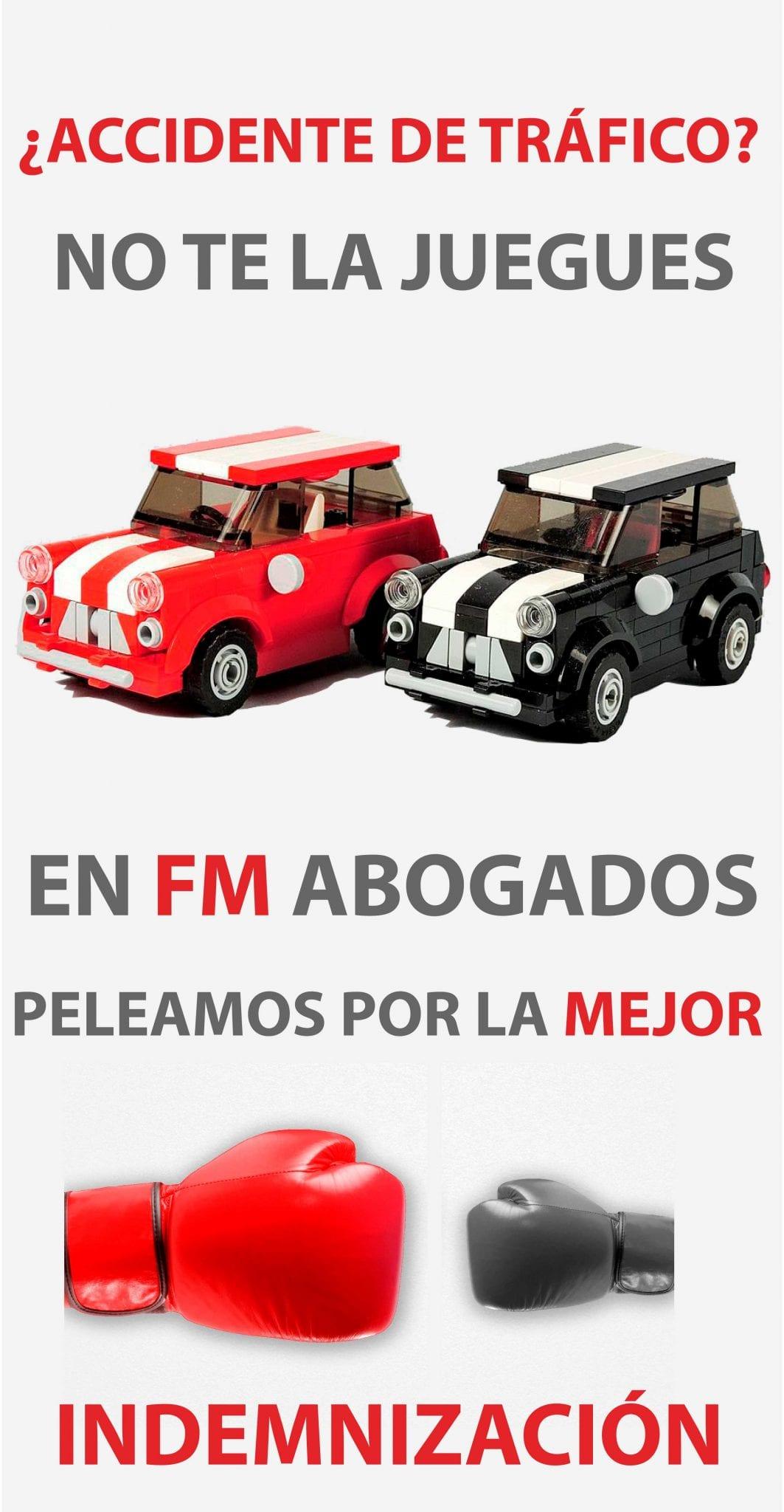 Abogado Accidente Tráfico Las Palmas - FM Abogados la mayor indemnización