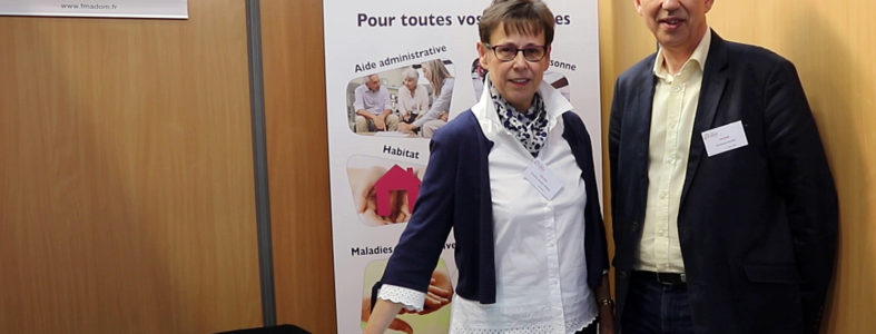 fmAdom Assistance Administrative à Domicile Salon des Seniors Caen oct 2018