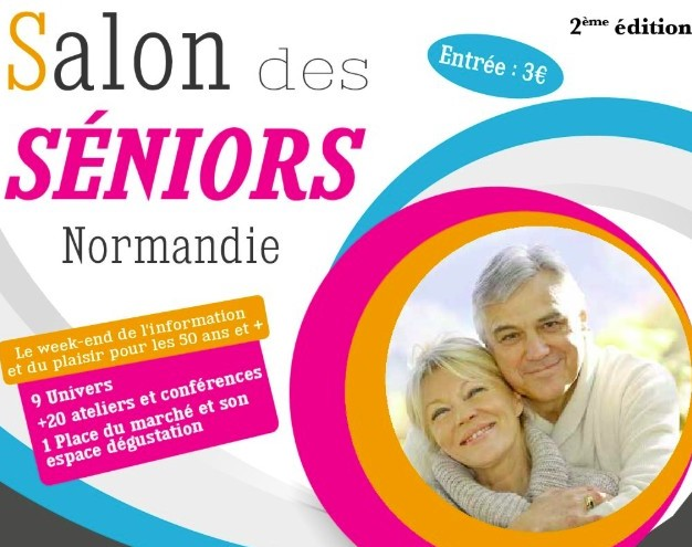 Salon des seniors Caen 2019