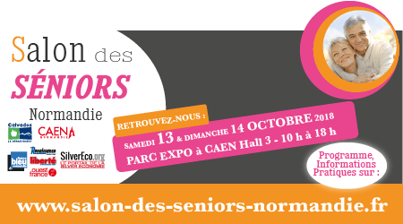 fmAdom au Salon des Seniors 13-14 octobre a Caen