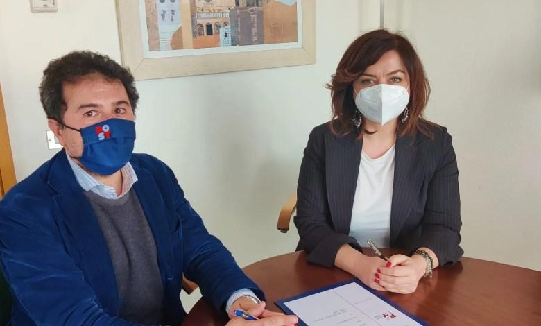 Michela Sciurpa Sviluppumbria e Francesco Gatti POST