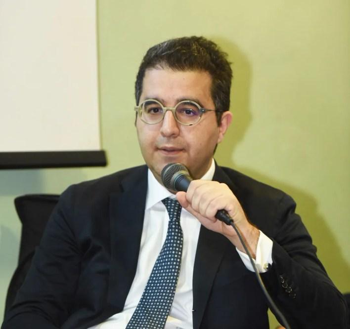 Il dr. Eduardo Celentano responsabile Unità di Aritmologia Humanitas Gavazzeni di Bergamo