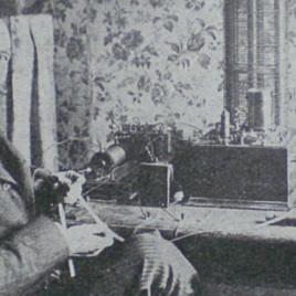 Nevil Maskelyne - 1863-1924 - British magician and inventor - Credit Royal institution