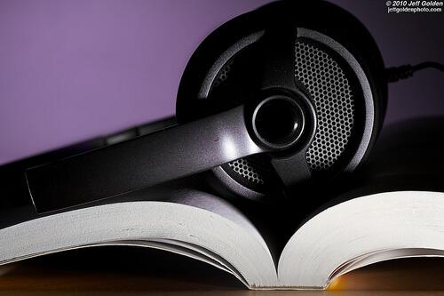 audiobook photo