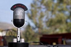 radio speaker photo