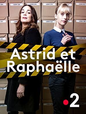 Astrid et Raphaëlle poster