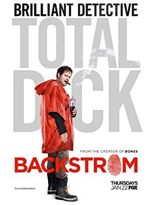 Backstrom poster