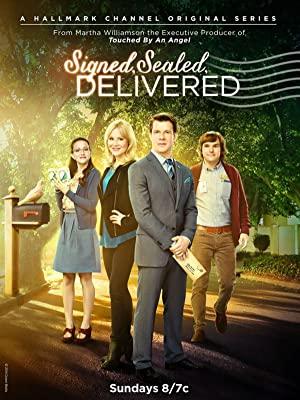 Signed, Sealed, Delivered poster