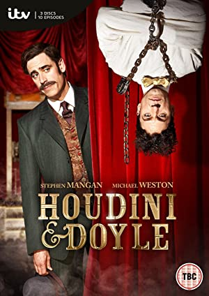 Houdini and Doyle poster