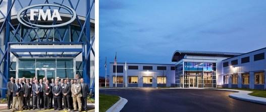 FMA Headquarters in Elgin, IL