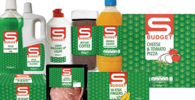 SPAR UK rolls out second phase of S Budget range