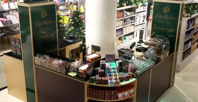 Fudge Kitchen open a pop-up shop in Selfridges, Birmingham